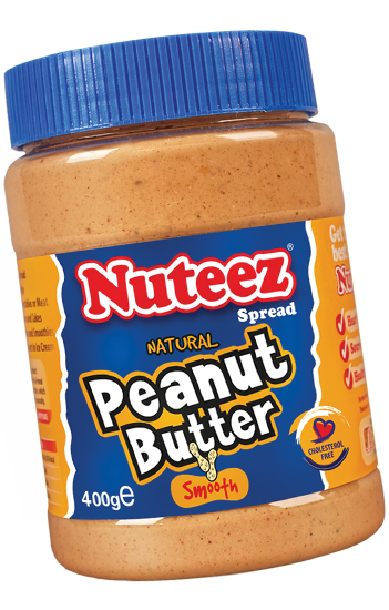 Nuteez Smooth Peanut Butter